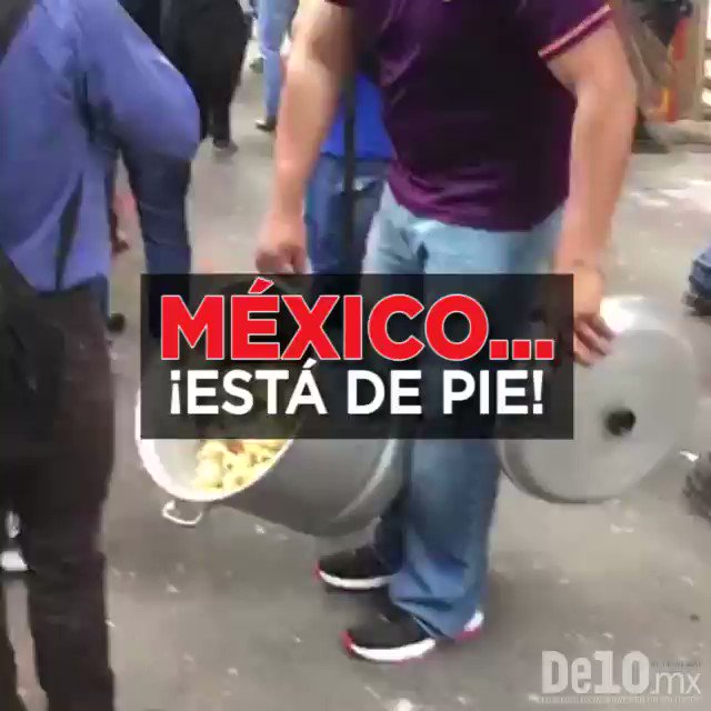 #FuerzaMéxico ❤