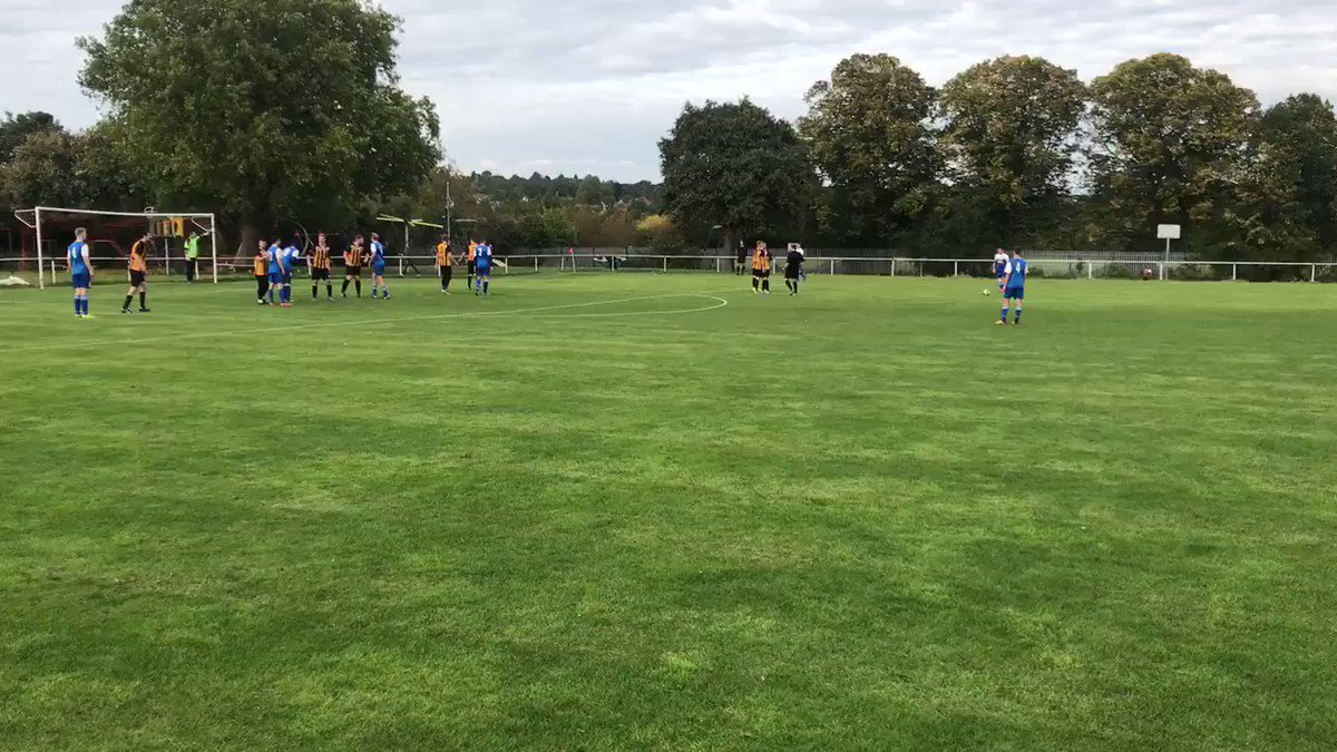 Another 1-0 away win for @1972Jets away to lemsford. MOM @WilkoCoach unlucky here with a free kick. Saturdays are much better after a win 🍻