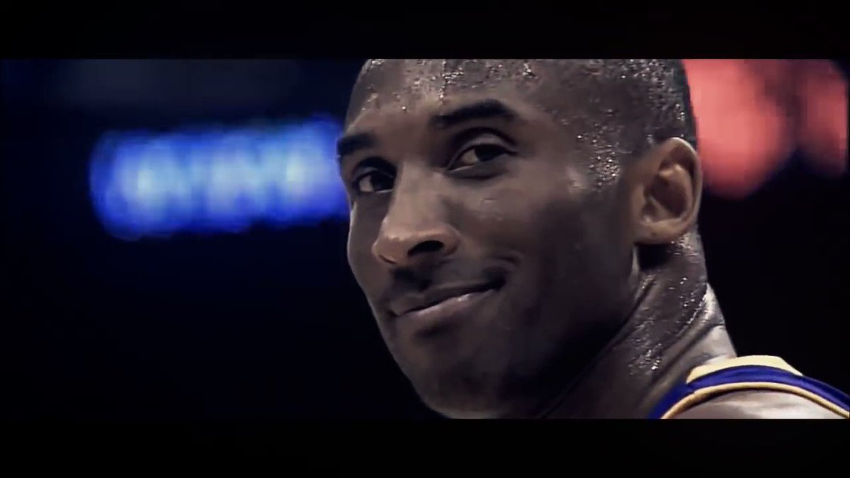 Kobe's whole career has been inspirational ���� https://t.co/gXUJ340npv