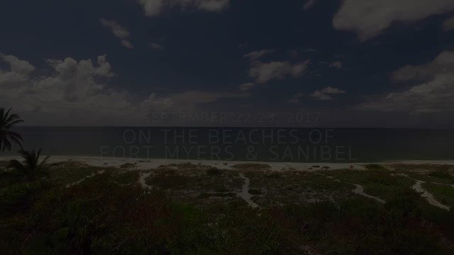 Nothing but blue skies ahead for Sanibel and Captiva islands. We're resilient! https://t.co/VuoN44qhUH