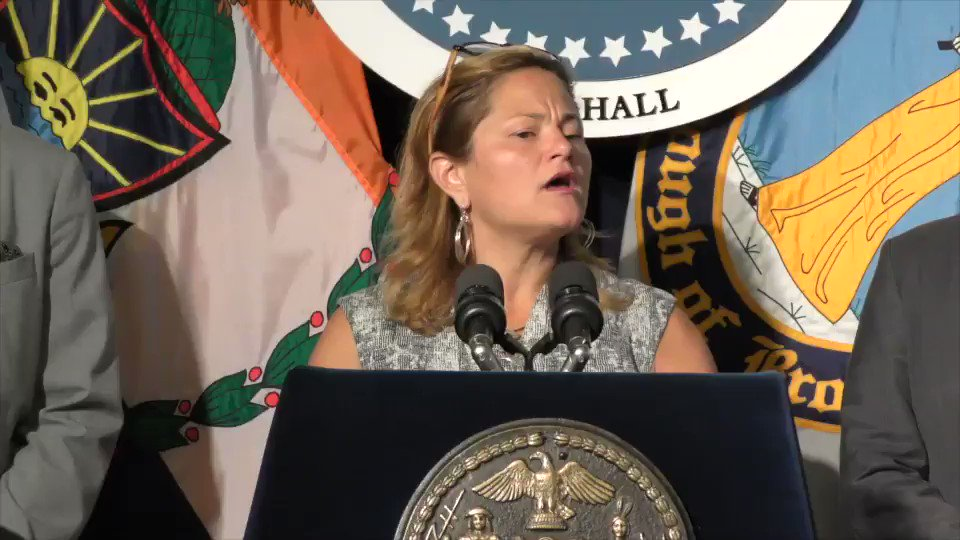 Speaker @MMviverito shares her first hand account the devestation in Puerto Rico for millions of Americans. https://t.co/SBCr5W38wJ