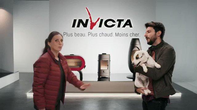 Découvrez le nouveau Spot TV @GroupInvicta réalisé par Bruce Parramore #poeleabois #invicta https://t.co/f7RUfuVwii