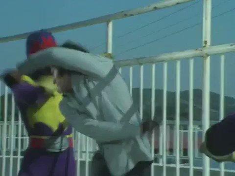 仮面ライダーは命懸けというのがよくわかる戦闘シーン