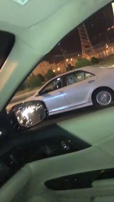 #شاب_يعتدي_علي_قايده_سياره يوم 10/10 راح...