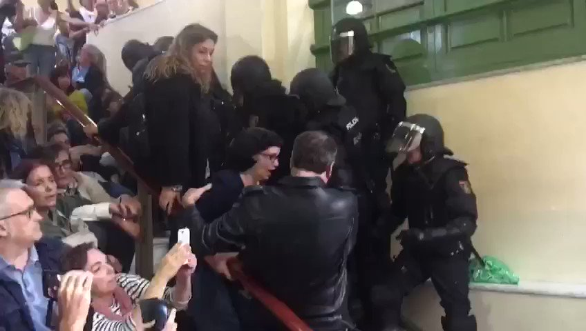 RT @CataloniaNewss: Proportionality? Is a human rights issue #CatalanReferendum #2Oct https://t.co/mtHMwDEMuQ