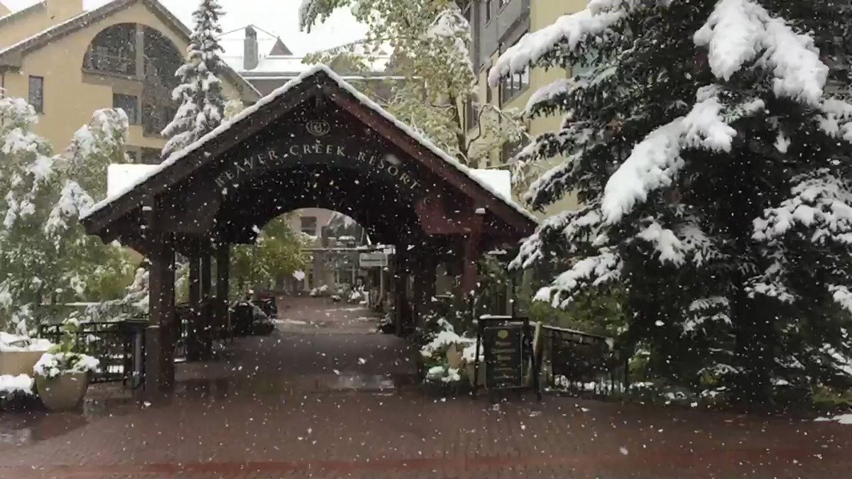 Keep the snow coming! #BeaverCreek https://t.co/OZWKaDsa9v