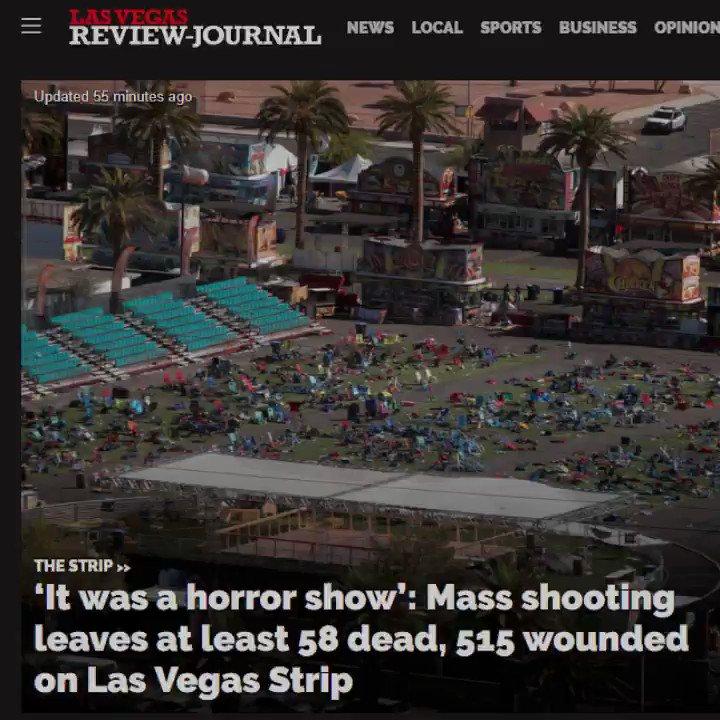 RT @CityOfLasVegas: We are in awe of the generosity of our community #VegasStrong https://t.co/oysmhArRPo