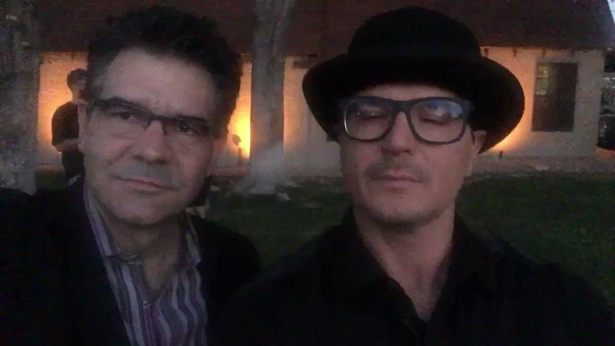 #KATS! W the great @Zak_Bagans before at the Haunted Museum vigil #VegasStrong https://t.co/qtsmnIfHEc