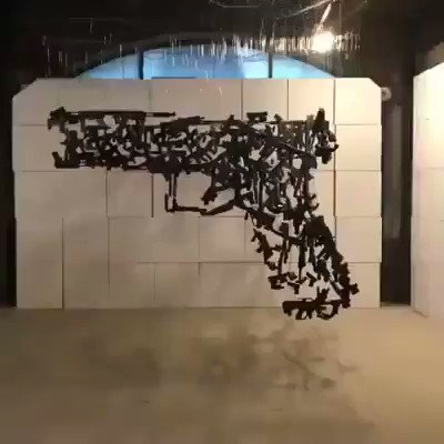 Quite an installation. https://t.co/SPUKnBf4it