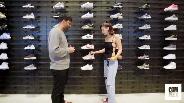 Bella Hadid Went Sneaker Shopping In An Interview And People Are Cringing Hard