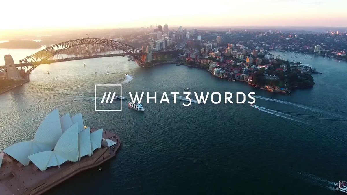 #Travel smarter with what3words and @TripGo #TravelTuesday