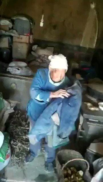 孤寡老人不给吃低保,都给谁吃了…?听不太懂陕西方言,陕西人看过来,翻译一下~ #低保 #民生 https://t.co/xGTTJjNQcl