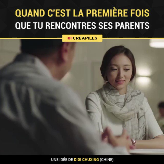 1ere rencontre avec les beaux parents