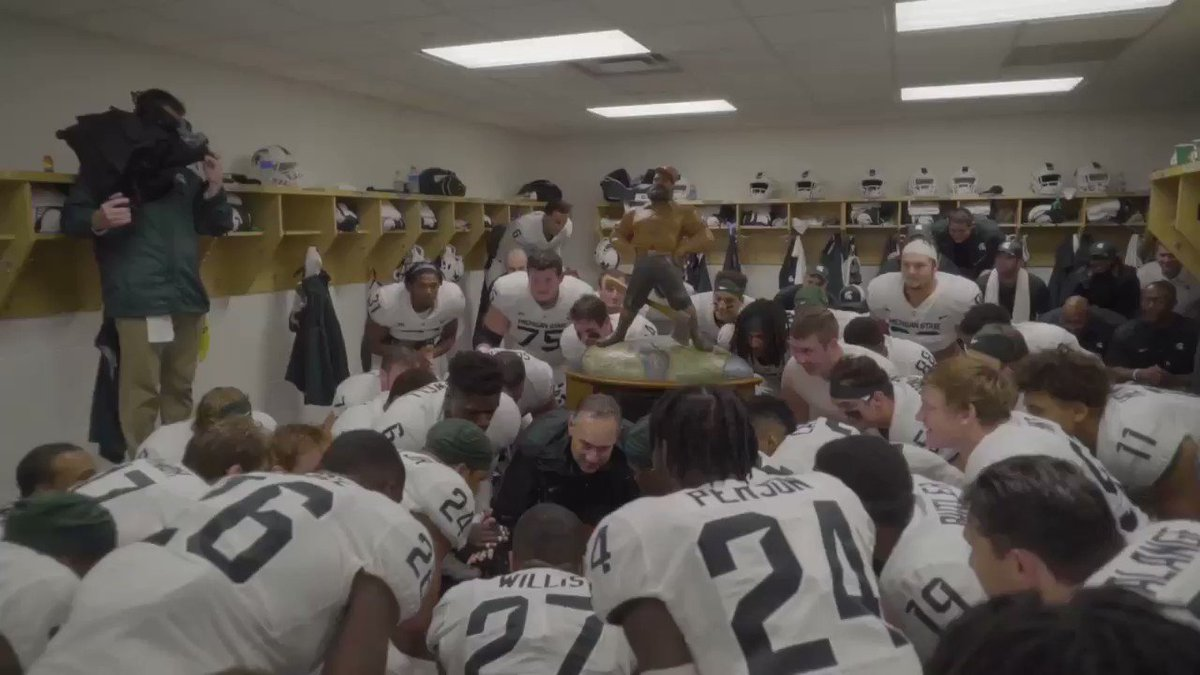 Post game fight song! #TheBestStartHere
