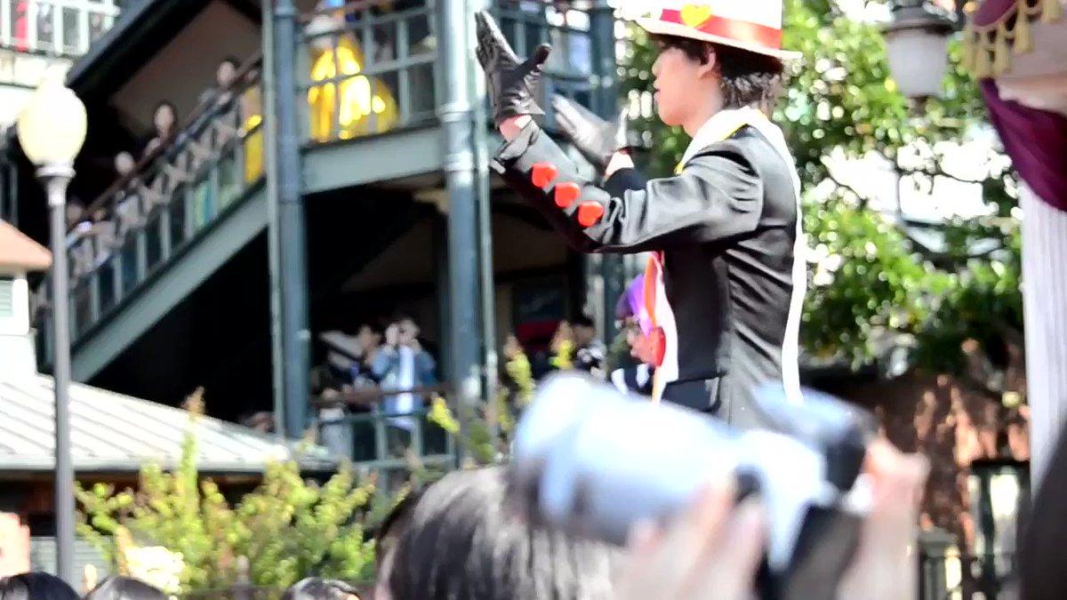 10/9喧嘩組♥️🍎 マイク渡すところ。アッポイからマイクを取ろうとするジャックくんげろかわでした  #手下 #ヴィランズ #ジャックハート #ジャクハ #アップルポイズン #アッポイ #喧嘩組 #1009
