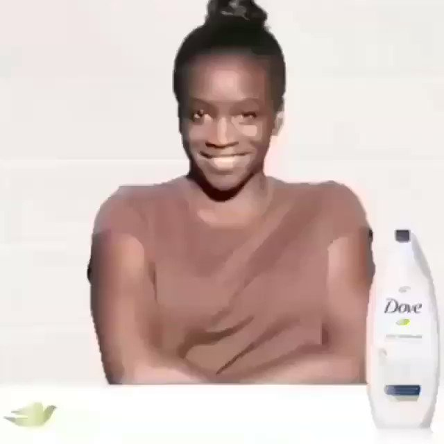 Here is the @Dove commercial guys. This is better than those screenshots. https://t.co/1pDgKH6eCc