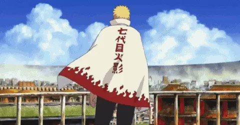 Happy Birthday to Boruto\s dad the 7th Hokage, Naruto Uzumaki!