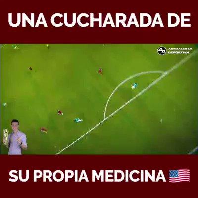 El Fútbol siempre te da revanchas.  Gracias por el video hermanos Ticos. https://t.co/UkSgF6hkde