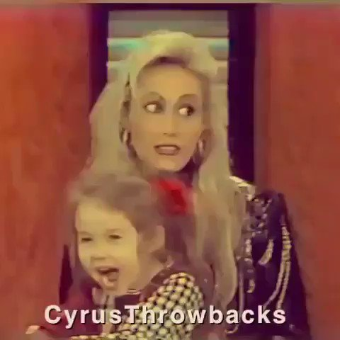 esse eh o melhor video da miley criança...