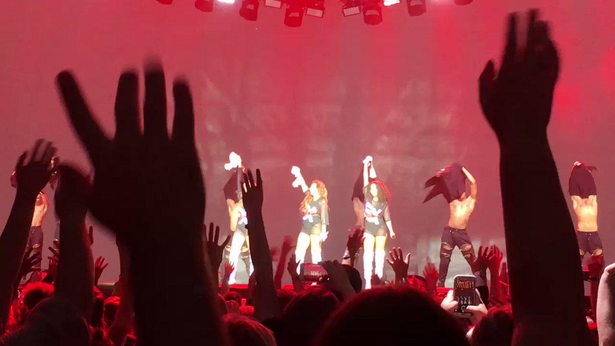 Another flawless performance from @LittleMix #GloryDaysTourBirmingham https://t.co/UXv2Wu74Yv