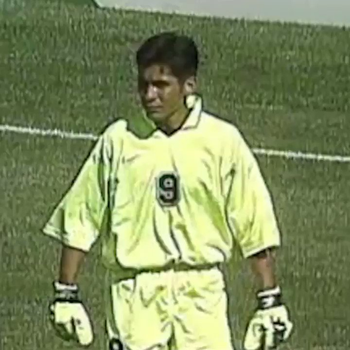 The one. The only.  Happy birthday, Jorge Campos!