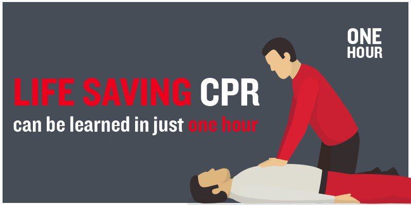 It's #RestartAHeart Day – the day we're asking you to learn CPR: http://bit.ly/2gBZqaW