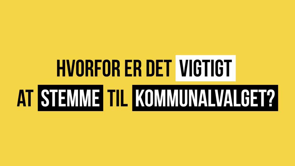 Hvorfor er det vigtigt at stemme til kommunalvalget? Hør 8 danskeres svar her #kv17 #kompoldk #stemdk