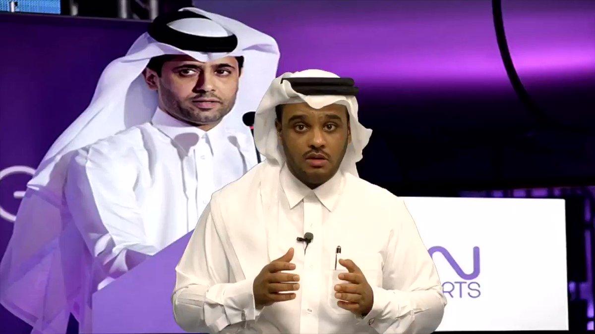 اتهام رئيس بي ان سبورت ناصر الخليفي..باع...