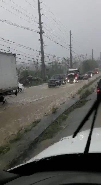 Puerto Rico aún no se repone de los daños de los huracanes Irma y Marí...