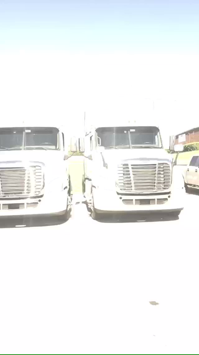 2014 Freightliners ready to add to your fleet! #Freightliner #trucker #trucking #owneroperator