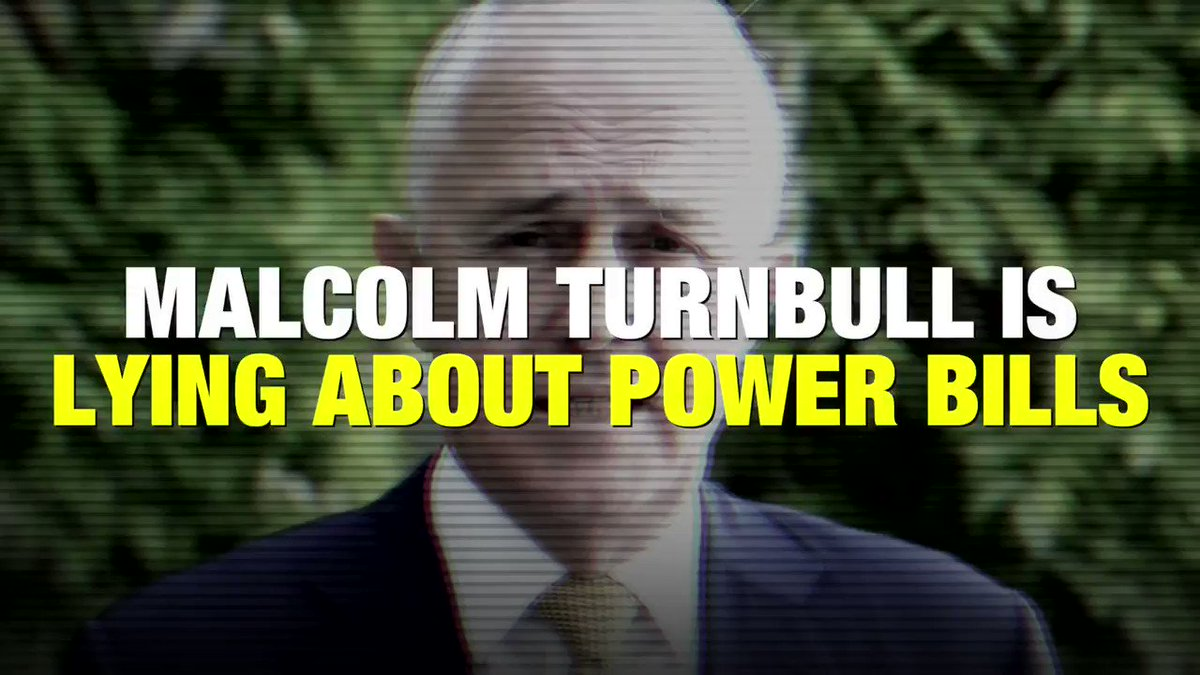 Malcolm Turnbull is lying to you about h...