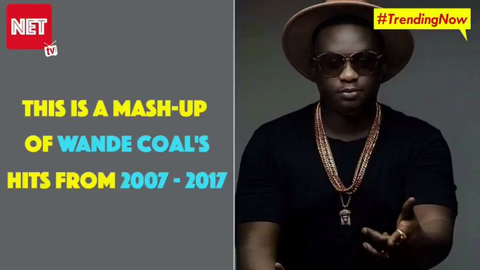 Happy birthday to the Black diamond of Africa! Wande Coal  What s your fav Wande song?