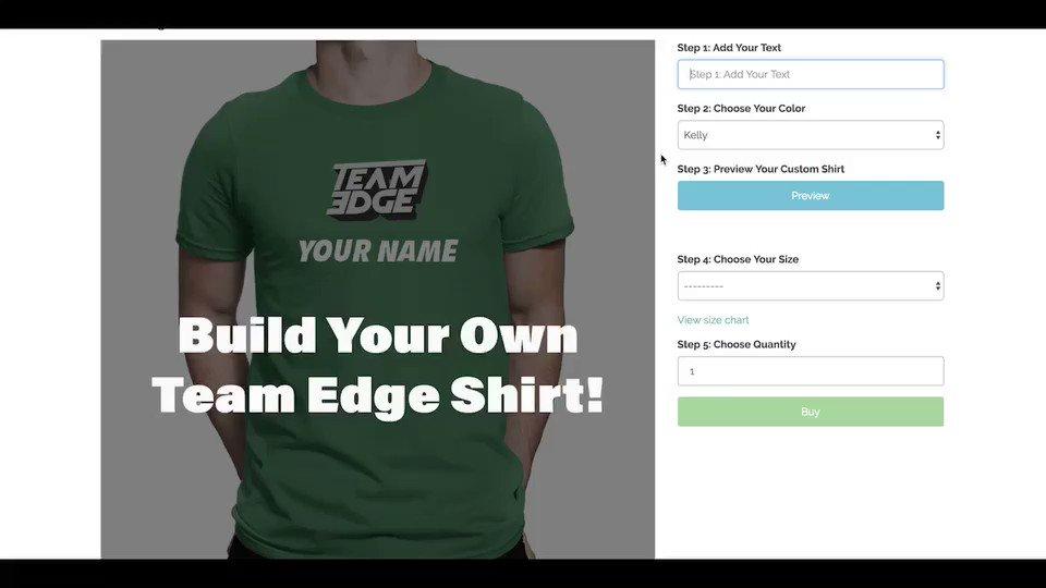 e7097656c25 Team Edge on Twitter