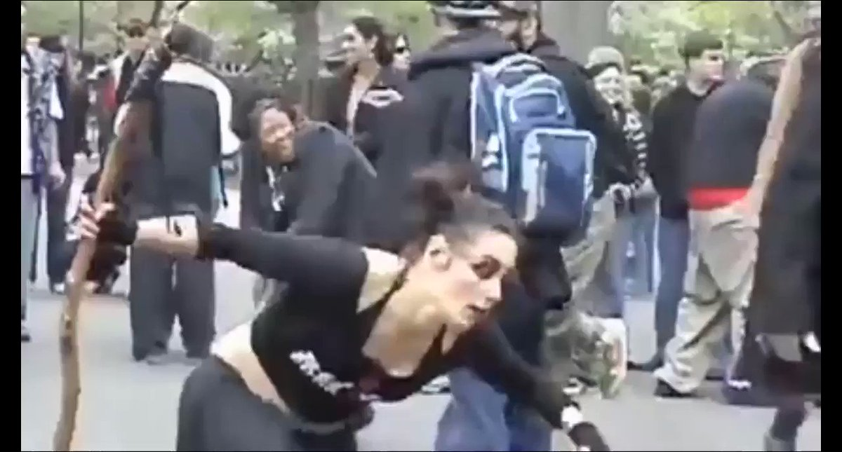 This is #Antifa. Any questions? https://t.co/FGclbaF0Hq