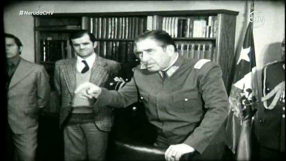 """Así fue cuando Augusto Pinochet aseguró que """"si Neruda muere, será de..."""