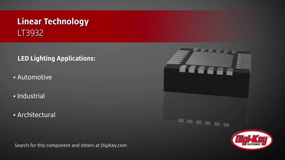 Digi-Key Electronics on Twitter:
