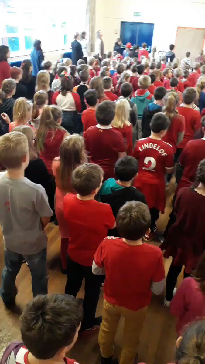Ellesmere Primary are showing racism the red card! #showracismtheredcard @UEFA @ManUtd