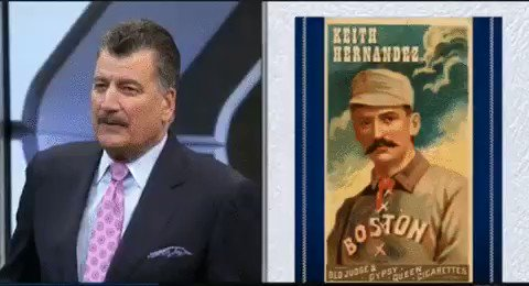 Happy 64th Birthday to Keith Hernandez