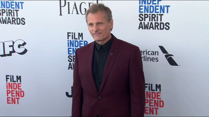 Wishing a Happy 59th Birthday to Viggo Mortensen!