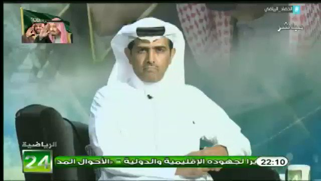 فهد الهريفي : قبل ان اعتزل كان #النصر مت...