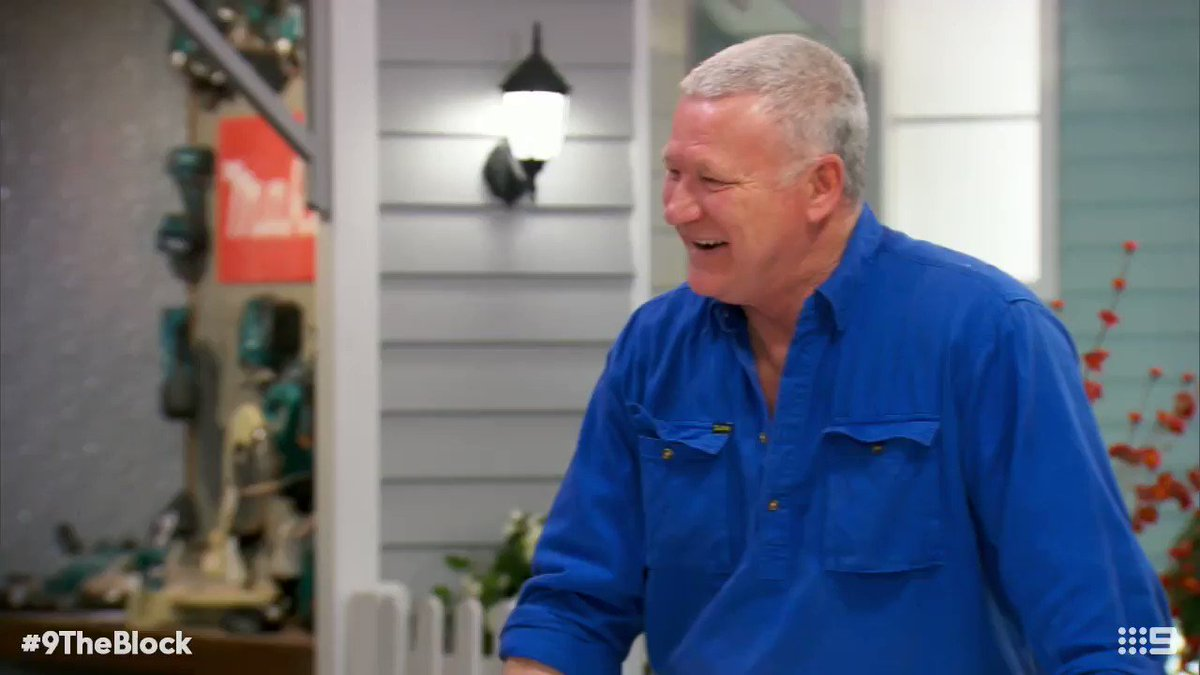 And the best Room in #9TheBlock history is... https://t.co/kRpvpUeI5l