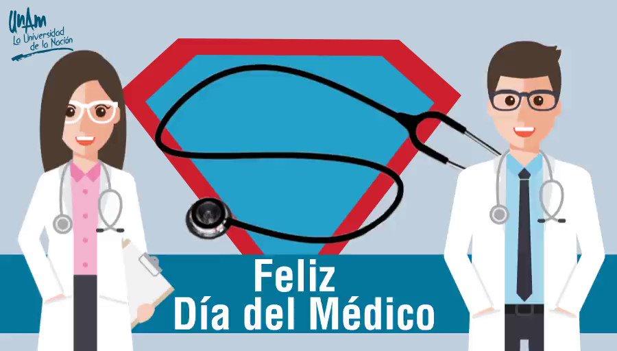 #UnDíaComoHoy desde 1937 se conmemora en nuestro país el Día del Médic...