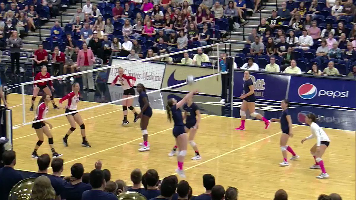 RT @NCAAVolleyball: Just because you're on the floor doesn't mean you're out of the play. #NCAAVB https://t.co/7PEFmlAhNw