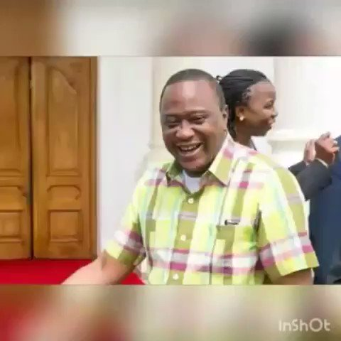 Happy belated birthday to Hon. Uhuru KENYATTA