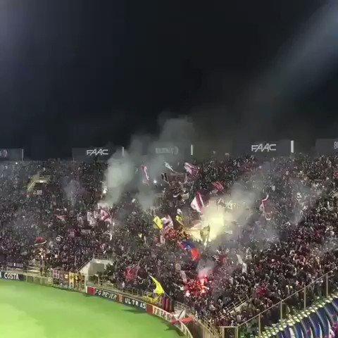 Bologna vs Lazio. Curva Andrea Costa. 25/10 📽 @CTB2004