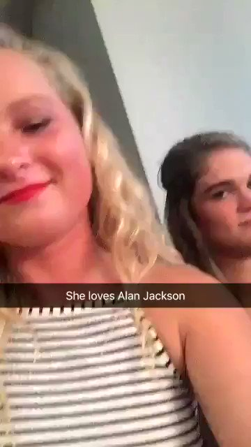 Happy birthday to the biggest Alan Jackson fan I know    hope you re feelin 22