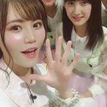 動画も💖「16期の子と写真撮りたいな」って言ったらみんなが集まってくれたの😳✨#AKB48 #16期…