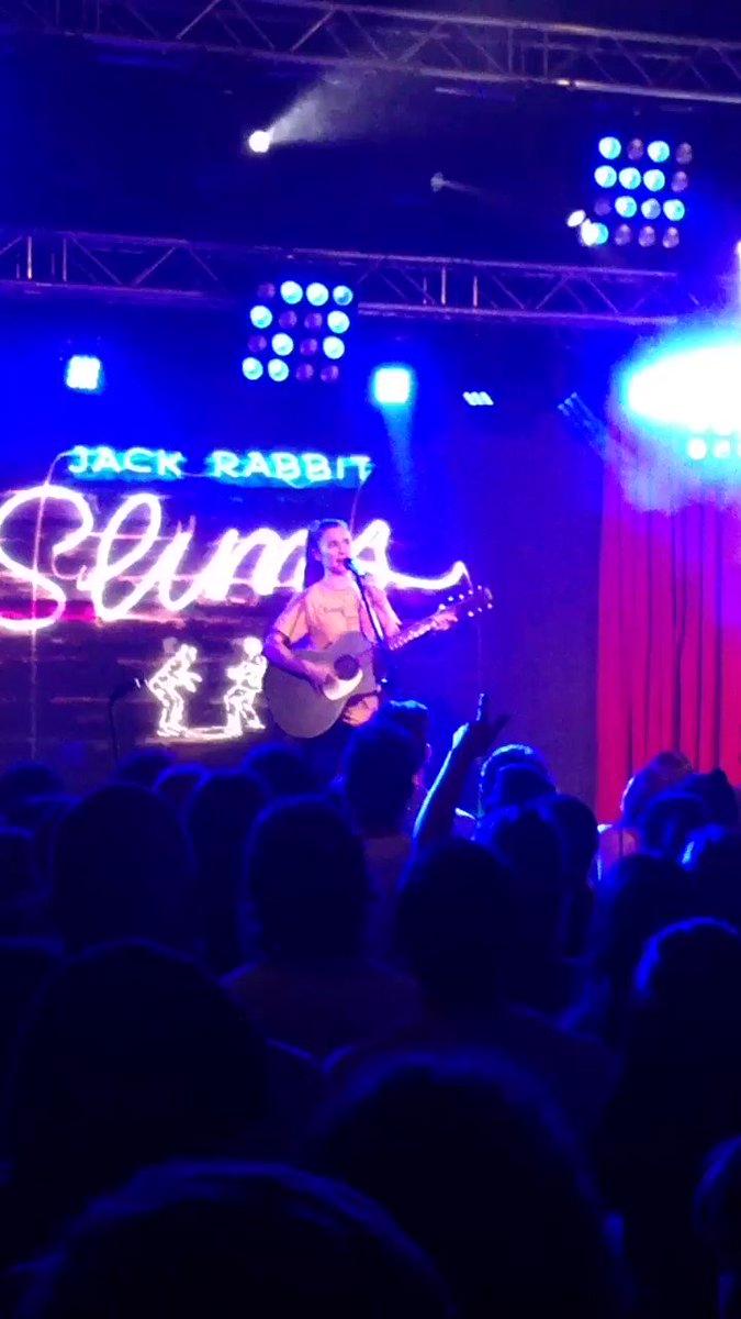 Alex the Astronaut gig last night 😊https...