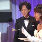 @ケーキ入刀パート2!@#ユーチューバー草彅 #ホンネテレビ #稲垣吾郎結婚 pic.twitter…