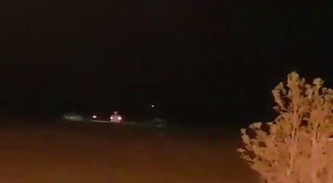 لحظة اسقاط صاروخ الحوثي مشهد يجعلك تفتخر...
